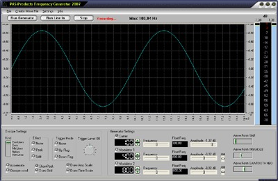 Frequency Generator 2.6