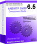 ANSMTP SMTP Component Build (Professional License)