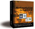 Mathematica Link for LabVIEW Upgrade (CD Box)