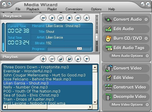 CDH Media Wizard