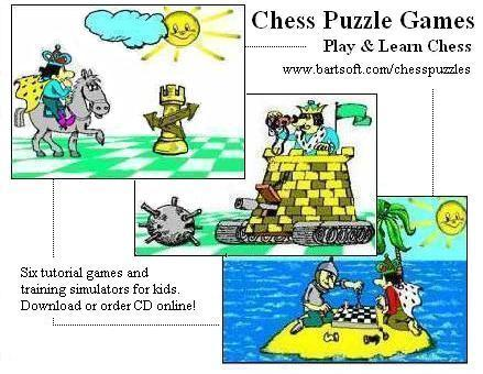 Chess Puzzle Games