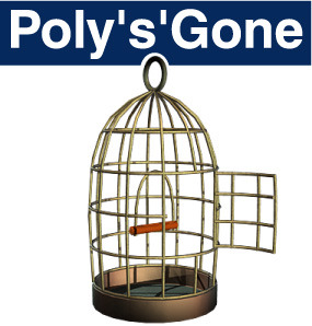 Poly's'Gone