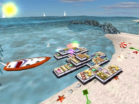 3D Magic Mahjongg Holidays