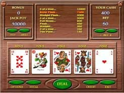 Automatic VideoPoker