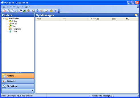 artiw outlook converter