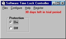 Software Time Lock