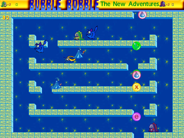 Bubble Bobble: The New Adventures