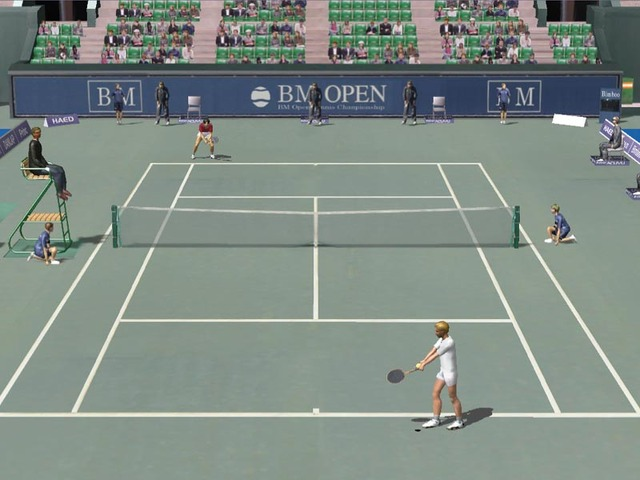 Dream Match Tennis Online