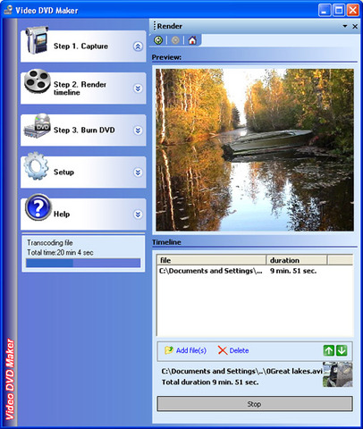 Video DVD Maker FREE