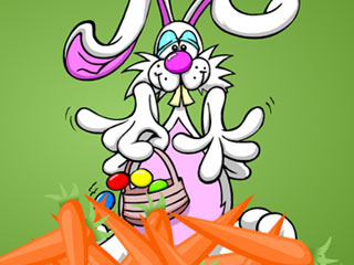 Animated Easter Is Fun Screensaver