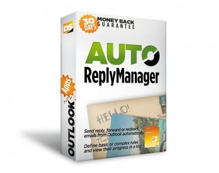 Auto Reply Manager Outlook Autoresponder