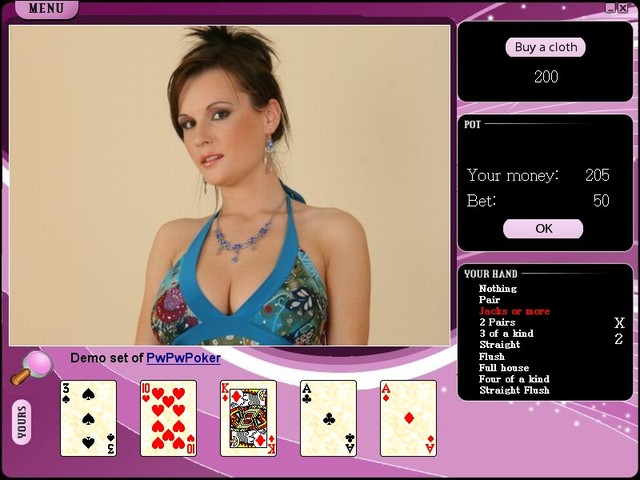 Strip Poker Free