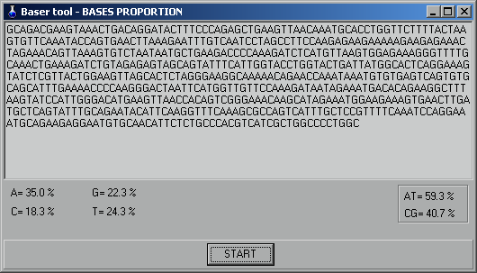 DNA Counter