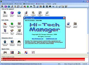 Hi-Tech Manager