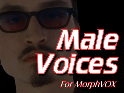 Male Voices – MorphVOX Add-on