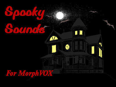 Spooky Sounds – MorphVOX Add-on