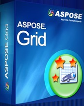 Aspose.Grid for .NET