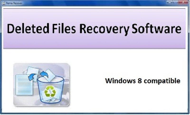 Deleted Files Recovery Utility