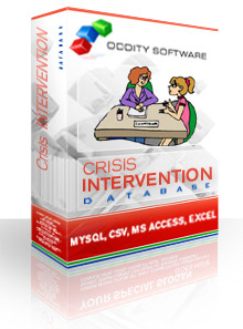 Crisis Intervention Services Database