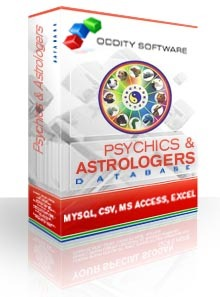 Psychics & Astrologers Database