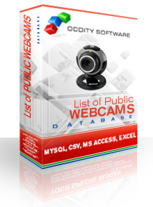 Webcams Database