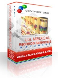 U.S. Medical Records Services Database