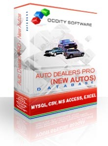 Auto Dealers - New Cars Database