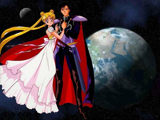 Free Sailor Moon Pictures Screensaver