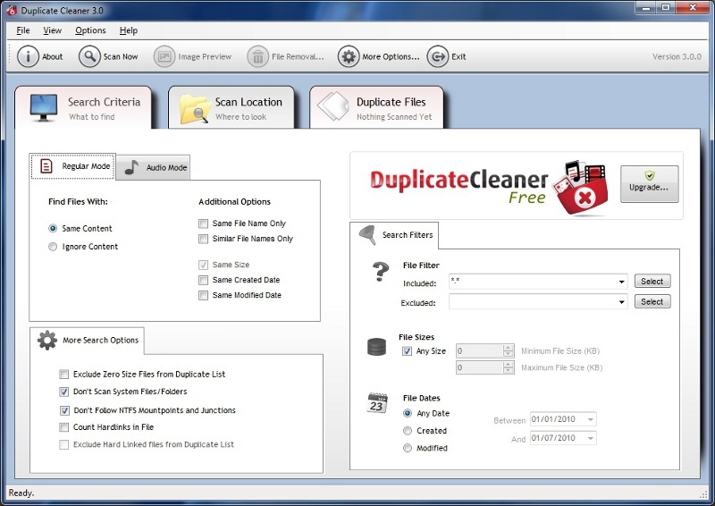 Duplicate Cleaner Free