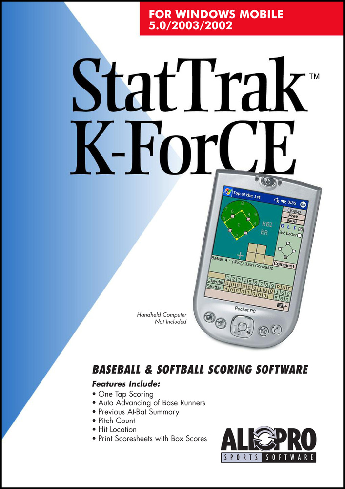 StatTrak K-ForCE for Pocket PC