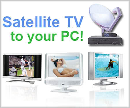 Best Satellite TV for PC