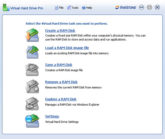 Virtual Hard Drive Pro
