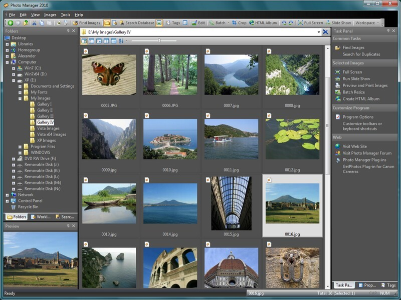 Photo Manager 2013 Professional