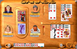 CardGameCentral Games – Canasis