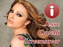 Jesse Capelli Spicy Screensaver