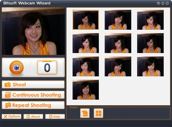 Bitsoft Webcam Wizard