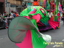 FairyTale Parade Screensaver 1