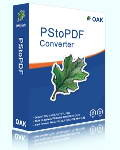 PS to PDF component unlimited license