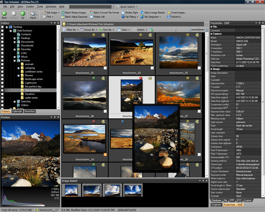 ACDSee Pro Photo Manager 2.5