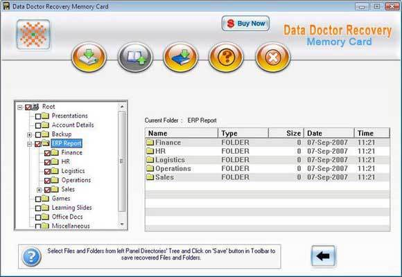 Data Doctor Recovery Memory Stick