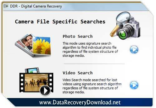 Digital Camera Images Rescue Software