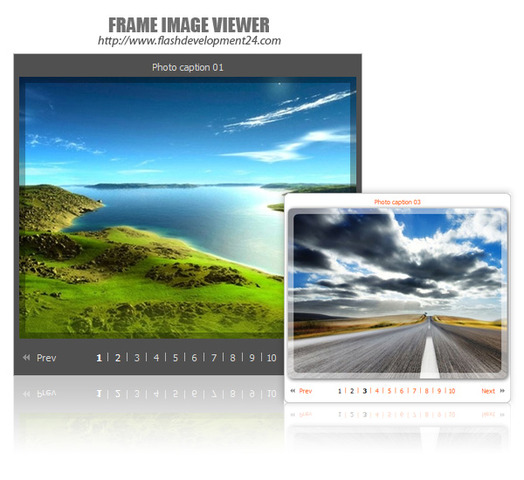 Frame Image Viewer DW Extension