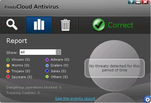 Panda Free Antivirus 2015 (formerly Panda Cloud Antivirus)