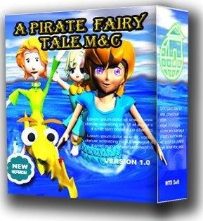 A Pirate Fairy Tale, M&C