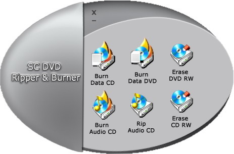 SC DVD Ripper and Burner
