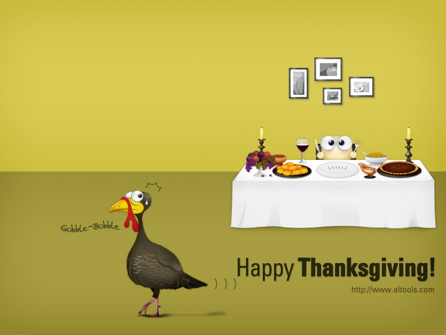 ALTools Thanksgiving Wallpaper