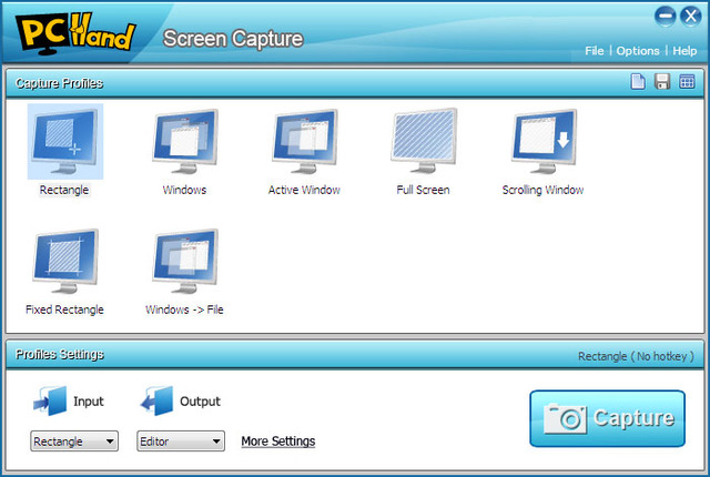 PCHand Screen Capture Recorder Suite