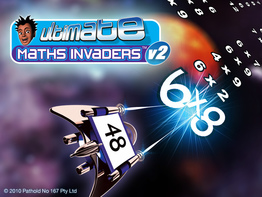 Ultimate Maths Invaders