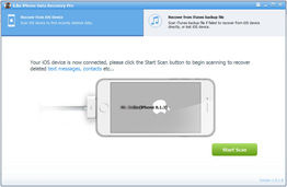 iLike iPhone Data Recovery Pro