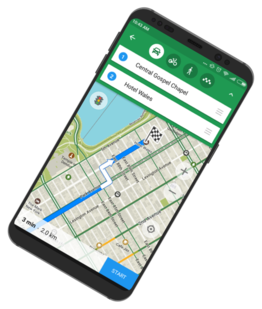 MAPS.ME for Android